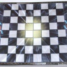 Juguetes antiguos y Juegos de colección - AJEDREZ - TABLERO LAMINADO SUPERHEROES - 67684949