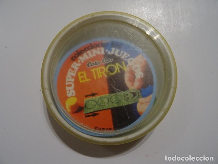 JUEGO COLA CAO COLA-CAO EL TIRON (Juguetes - Varios)