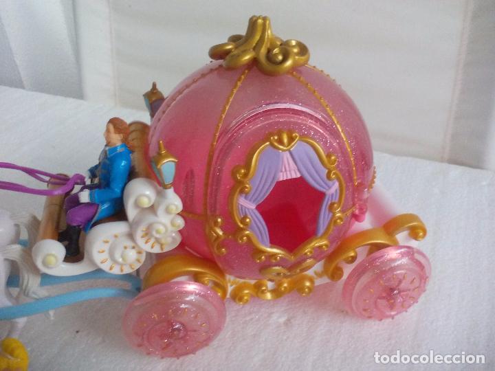 Carroza princesa hadas infantil de comprar - Carroza cenicienta juguete ...