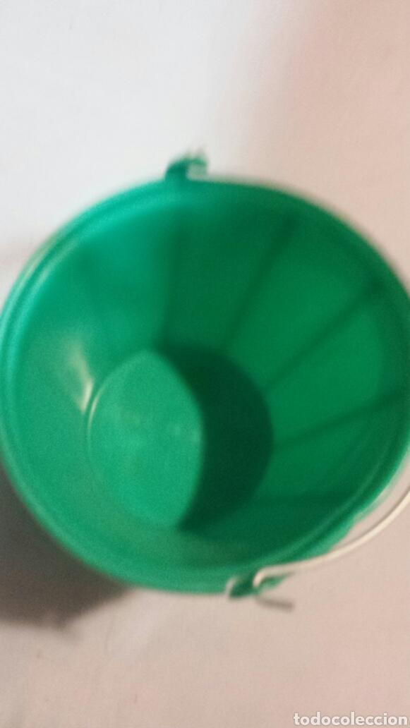Juguetes antiguos y Juegos de colección: cubo plástico juguete Industrias GALI MADE IN SPAIN AÑOS 7O - Foto 2 - 68870525