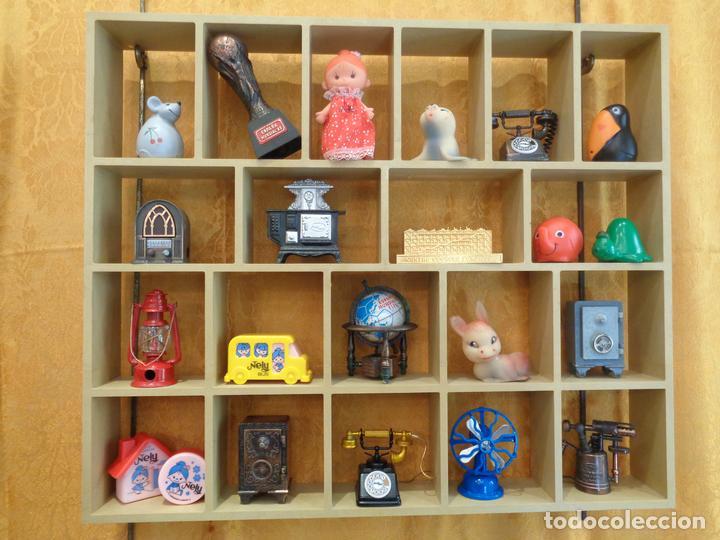 Estanterias para juguetes cajas de juguetes cuarto de - Estanterias guardar juguetes ...