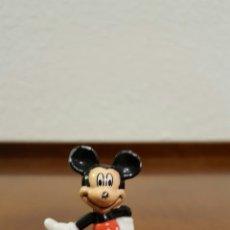 Juguetes antiguos y Juegos de colección: FIGURA MICKEY MOUSE PLASTICO DISNEY. Lote 69292097