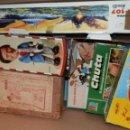 Juguetes antiguos y Juegos de colección: LOTE DE OCHO ANTIGUOS JUGUETES,CON SUS ENVASES. Lote 69669213