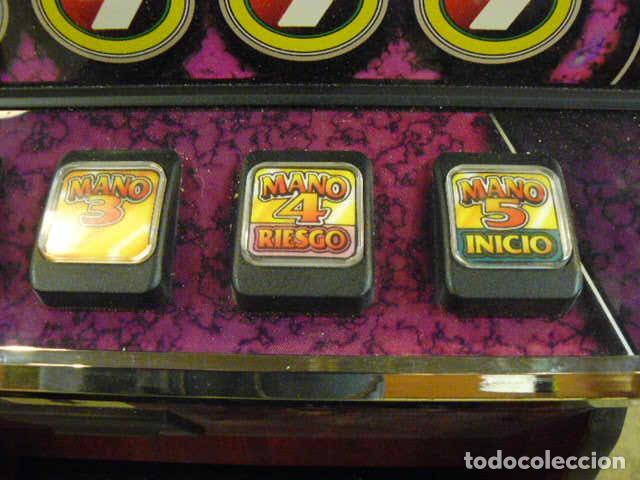 Juguetes antiguos y Juegos de colección: MAQUINA RECREATIVA - Foto 5 - 69983449