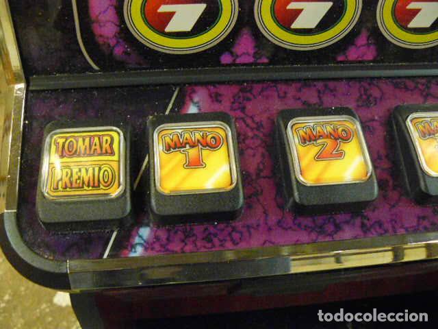 Juguetes antiguos y Juegos de colección: MAQUINA RECREATIVA - Foto 6 - 69983449