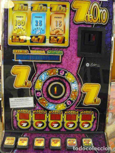 Juguetes antiguos y Juegos de colección: MAQUINA RECREATIVA - Foto 9 - 69983449
