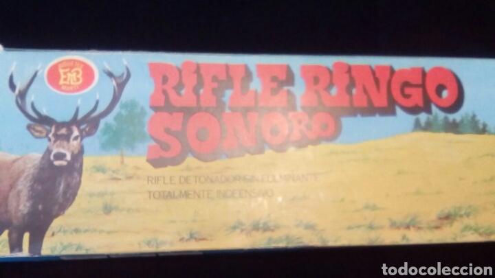 Juguetes antiguos y Juegos de colección: Rifle Ringo Sonoro de Juguetes Martí - Foto 3 - 70154486