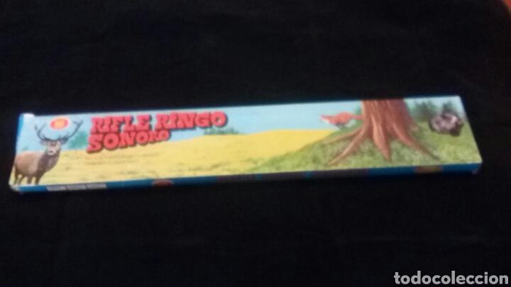 Juguetes antiguos y Juegos de colección: Rifle Ringo Sonoro de Juguetes Martí - Foto 4 - 70154486