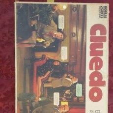 Juguetes antiguos y Juegos de colección: CLUEDO. Lote 71686111