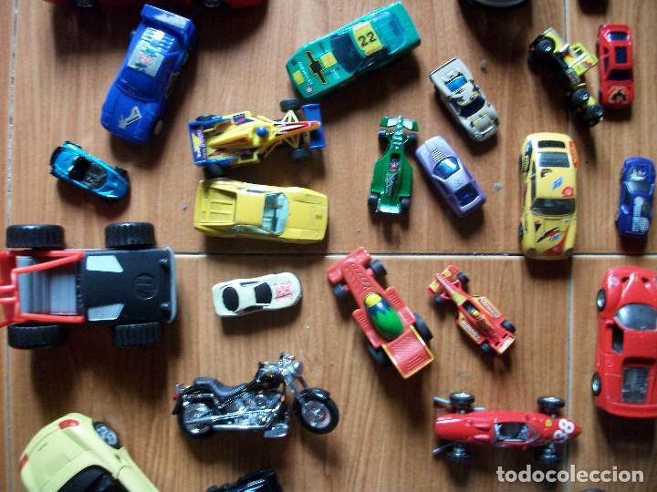 Juguetes antiguos y Juegos de colección: LOTE COCHES DE JUGUETE - Foto 3 - 74576151