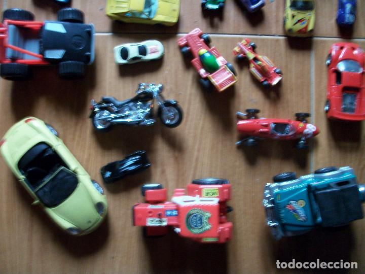 Juguetes antiguos y Juegos de colección: LOTE COCHES DE JUGUETE - Foto 4 - 74576151