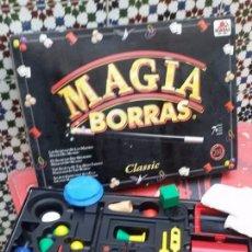 Juguetes antiguos y Juegos de colección: MAGIA BORRAS. Lote 75920619