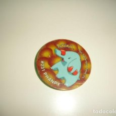 Juguetes antiguos y Juegos de colección: CAJ-3 TAZOS TAZO POKEMON TAZO 3 MATUTANO N 231 PHANPY . Lote 76689975