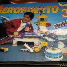 Juguetes antiguos y Juegos de colección: JUEGO AEROPUERTO 3, LO QUE SE VE. Lote 78027489