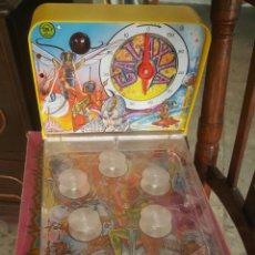 Juguetes antiguos y Juegos de colección: FLIPPER JUNIOR BILLARÍN ELECTRICO DE RIMA PINBALL JUGUETE VINTAGE ANTIGUO. Lote 195021497