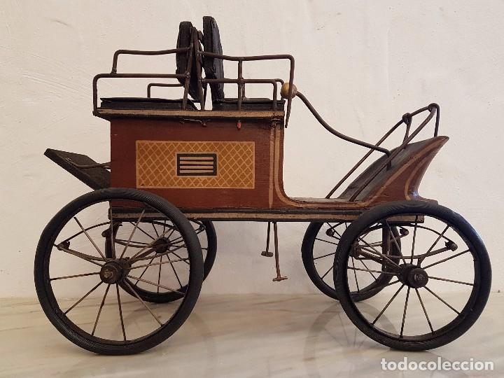 Antiguo Carro De Juguete Comprar En Todocoleccion 81067020