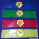 Juguetes antiguos y Juegos de colección: COMANDO G - LA BATALLA DE LOS PLANETAS - PULSERA FUSIÓN ¡IMPECABLES!. Lote 81587612