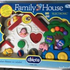 Juguetes antiguos y Juegos de colección: JUGUETE PARA BEBES DE 3-24 MESES, FAMILY HOUSE MUSICAL, ELECTRONICO, SIN ABRIR. Lote 82347820