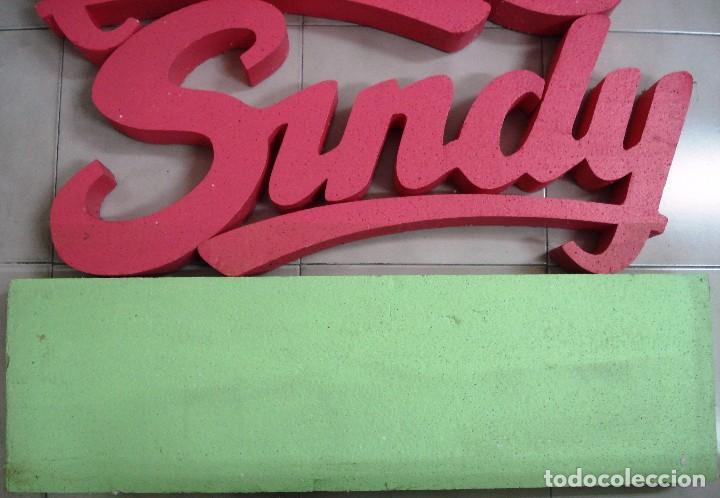 cartel tridimensional: sandy para colgar o posa - Comprar en ...