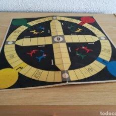 Juguetes antiguos y Juegos de colección: TABLERO DE GEYPER. NÚMERO 4. ORIGINAL AÑOS 60. Lote 83892044