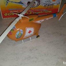 Juguetes antiguos y Juegos de colección: HELICOPTERO CHACAL DE JYESA. Lote 85766068