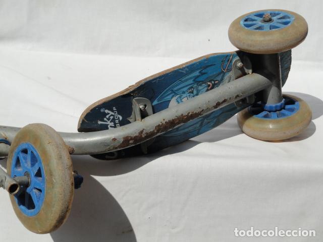 Juguetes antiguos y Juegos de colección: PATINETE DE LOS AÑOS 70. - Foto 9 - 86860204