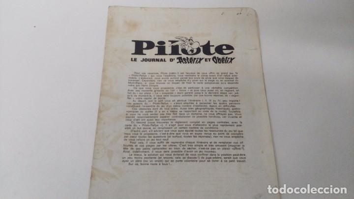 JUEGO PILOTE ASTERIX (Juguetes - Varios)