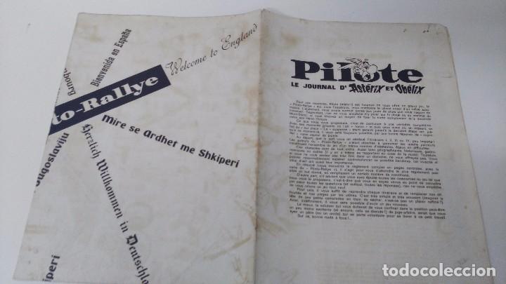 Juguetes antiguos y Juegos de colección: juego pilote asterix - Foto 2 - 87415952