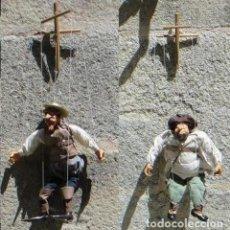 Juguetes antiguos y Juegos de colección: MARIONETA TÍTERES DE DON QUIJOTE Y SANCHO PANZA. . Lote 114529094