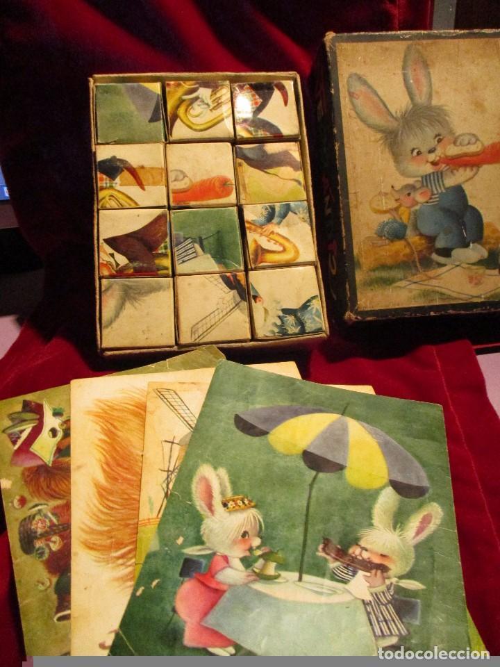 Juguetes antiguos y Juegos de colección: puzle rompecabezas FERRANDIZ - Foto 2 - 91628585