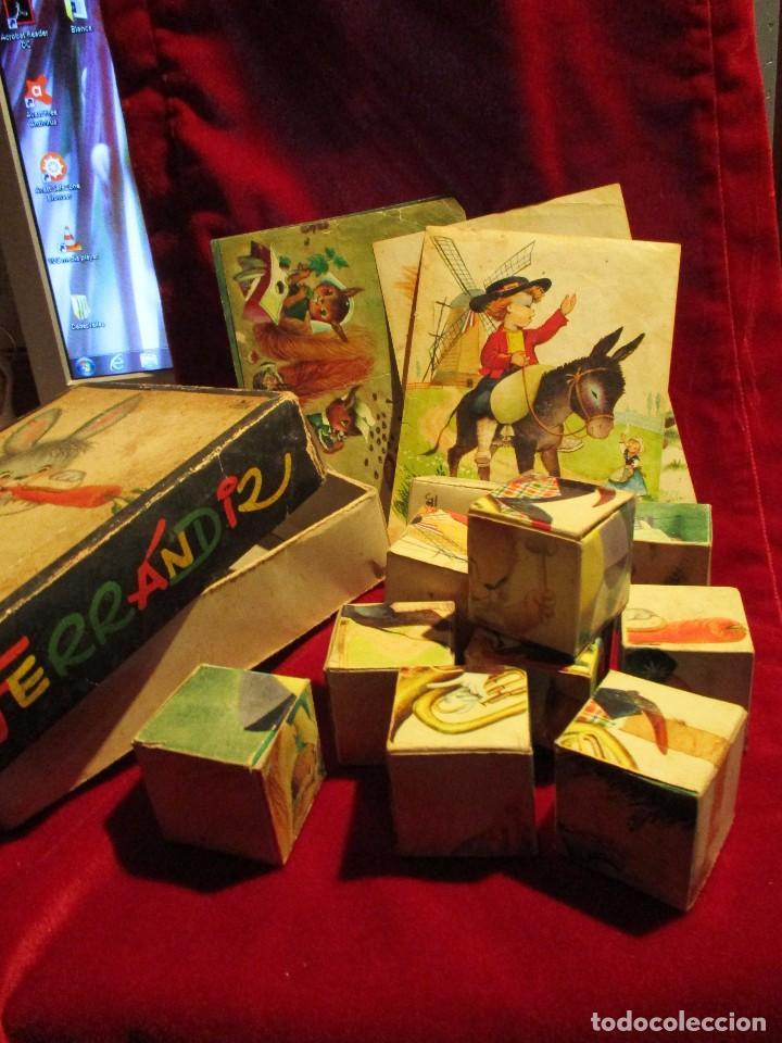 Juguetes antiguos y Juegos de colección: puzle rompecabezas FERRANDIZ - Foto 4 - 91628585