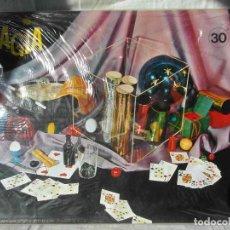 Juguetes antiguos y Juegos de colección: MAGIA BORRAS 30 TRUCOS. Lote 91661225