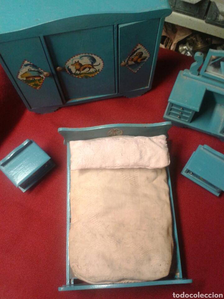 Juguetes antiguos y Juegos de colección: JUGUETE DORMITORIO - Foto 4 - 92199528