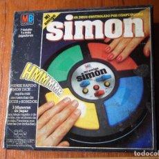 Juguetes antiguos y Juegos de colección: SIMON DE MB FUNCIONANDO. Lote 92205755