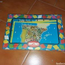 Juguetes antiguos y Juegos de colección: ANTIGUO PUZZLE MAXIMS MAPA ESPAÑA. Lote 92250359