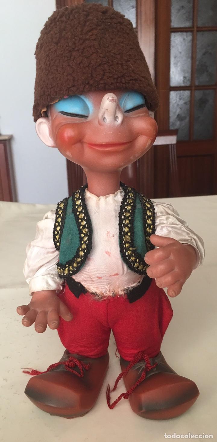 Juguetes antiguos y Juegos de colección: Muñeco payaso años 70 - Foto 2 - 92986143