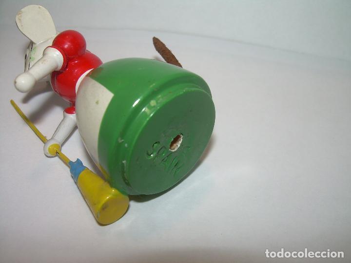 Juguetes antiguos y Juegos de colección: MUÑECO DE MADERA....GOULA...PERFECTO ESTADO DE CONSERVACION. - Foto 5 - 93833690