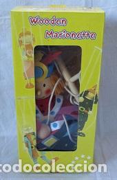 Juguetes antiguos y Juegos de colección: Marioneta de madera - Foto 6 - 94213590