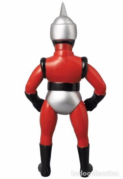 Juguetes antiguos y Juegos de colección: Medicom Toy - Spectreman Pilot Version (Spectreman) - Figura de vinilo japonés (Sofubi) - Foto 2 - 94268745