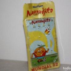 Juguetes antiguos y Juegos de colección: ANTIGUO A ESTRENAR JUEGO DE HABILIDAD DEL MUNDIAL 82. Lote 100440570