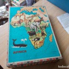 Juguetes antiguos y Juegos de colección: PUZLE DE CUBOS AÑOS 60. Lote 94494574