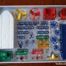 Juguetes antiguos y Juegos de colección: LOTE DOS JUEGOS INICIACIÓN ELECTRICIDAD Y ELECTRÓNICA . Lote 94794231