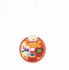 Juguetes antiguos y Juegos de colección: ROYALITO SABIO OBSEQUIO FLAN ROYAL GRANDES INVENTOS. Lote 95550883