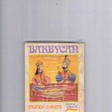 Juguetes antiguos y Juegos de colección: MUNDI JUEGOS CEREALES NESTLE JUEGOS DE TODO EL MUNDO PRECINTADO BARBYCAN. Lote 95551207