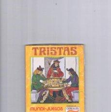 Juguetes antiguos y Juegos de colección: MUNDI JUEGOS CEREALES NESTLE JUEGOS DE TODO EL MUNDO TRISTAS PRECINTADO. Lote 95551987