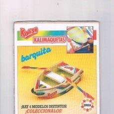 Juguetes antiguos y Juegos de colección: KALISE KALIMAQUETAS EDUCA BARQUITA PRECINTADO. Lote 95552667