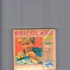 Juguetes antiguos y Juegos de colección: BRICOLAND MINI NESTLE CHAMBURCY MODELO 1. Lote 95553327