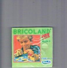 Juguetes antiguos y Juegos de colección: BRICOLAND MINI NESTLE CHAMBURCY MODELO 3. Lote 95553455
