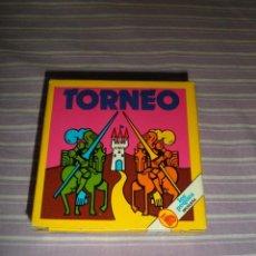 Juguetes antiguos y Juegos de colección: JUEGO LOS PEQUES BRUGUERA TORNEO. Lote 95559855