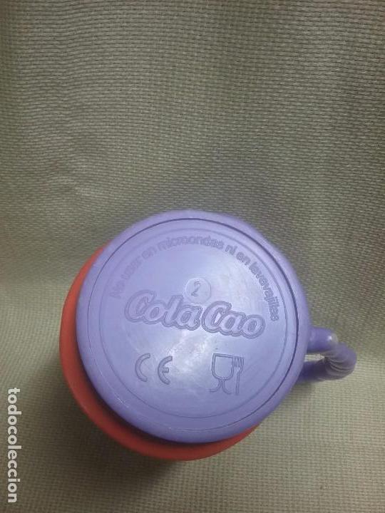 Juguetes antiguos y Juegos de colección: COLA CAO TAZA PROMOCIONAL DE COLA CAO - Foto 3 - 96623267